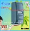 Hand pump foam soap dispenser