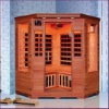 Home sauna with CE for 4 people