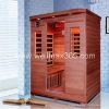 Infrared sauna for family