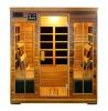 Infrared sauna room L4A  Canada Red cedar  Carbon heater
