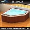 JS-E002B Free -standing Acrylic spa tubs