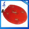 LED luminous decor toilet seat ,led toilet seat,led toilet cover