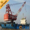 Large Project Floating Crane Boat