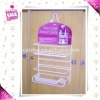 Metal bathroom shower caddy