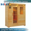 NEWEST design sauna steam room