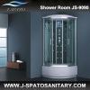 New bath corner shower