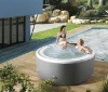 New outdoor spa B-2031