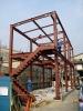 No 106 JH steel framework