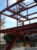 No 83 JH steel structure project