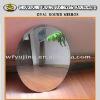 Oval Silver Mirror for Bath