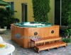 Patio Hot tub,classical outdoor spa,SPA-312