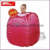Portable steam sauna with CE,ROHS
