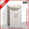 Resin Bowl Basin Bathroom Vanity Unit Hot Sale Wall Hung Cloakroom Furniture