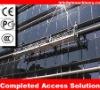 Rope suspended platform 1000 kg load/7.5m length