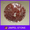 Rosso Levanto Marble Sink