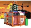 SC200/200 Double cages construction elevator