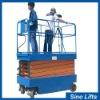SJYZ0.3-8 Self propelled scissor lift