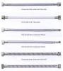 Shower hoses,water hose, flexible hose, pvc hose, stainless steel hose, plastic hose, Hose