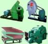 Superfine wood chipping machine