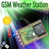 Temperature And Humidity GSM Weather Station