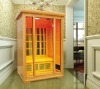 Top quality CE&ROSH approved infrared sauna room