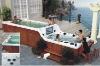 Two-floor swim spa/swimming pool(one pump one swim jet),SPA-8178