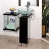 Wash Basin,tempered glass basin, GLASS SINK, GLASS Wash Basin, Sink, Basin,glass bowl, glass vanity, Ceramic WASH Basin