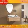 Water shape wall cabinet EM-AL8122