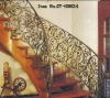 Wrought Iron staircase  handrailZY-SH002