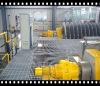 anti-slip and safe steel grating for produce platform