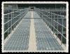 anticorrosive galvanized carbon steel pipe stair railing