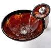 art glass basin 7035