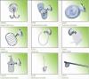 \bathroom accessory,sanitary ware,towel rail,towel bar,towel ring,paper holder
