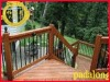 beautiful aluminum balusters stainless
