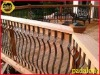 beautiful aluminum deck baluster