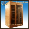 beauty far infrared home sauna