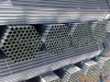 carbon galvanized erw welded steel pipe