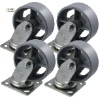 cast iron caster wheel