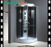 corner steam shower enclosure