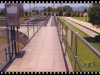 easy to clean and attractive appearance. mild steel pipe handrail