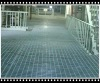 easy to clean stainless steel grating platform
