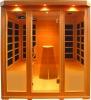 family sauna room