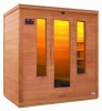 far infrared sauna room