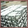 galvanised posts