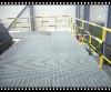 galvanized mild steel grating for half deck