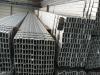 galvanized welded steel tubes
