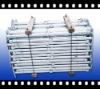 hdg metal tube ladder rail carbon steel or stainless steel