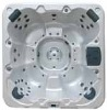 hot spas in China A611 hot tub massage bathtub 6 persons