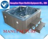 hot tub with air jet manufacturer