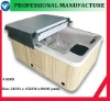 hot tub with thermostat function manufacturer